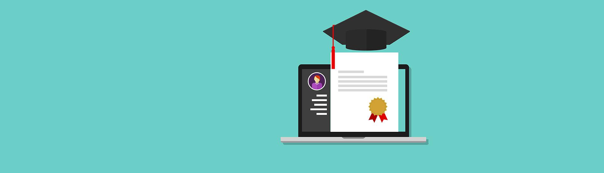 Online-certification