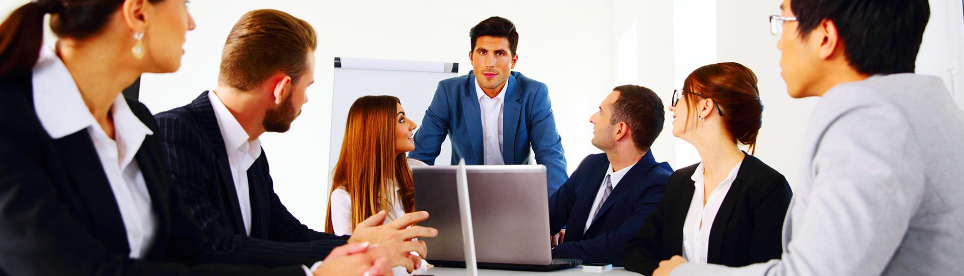 leadership team image