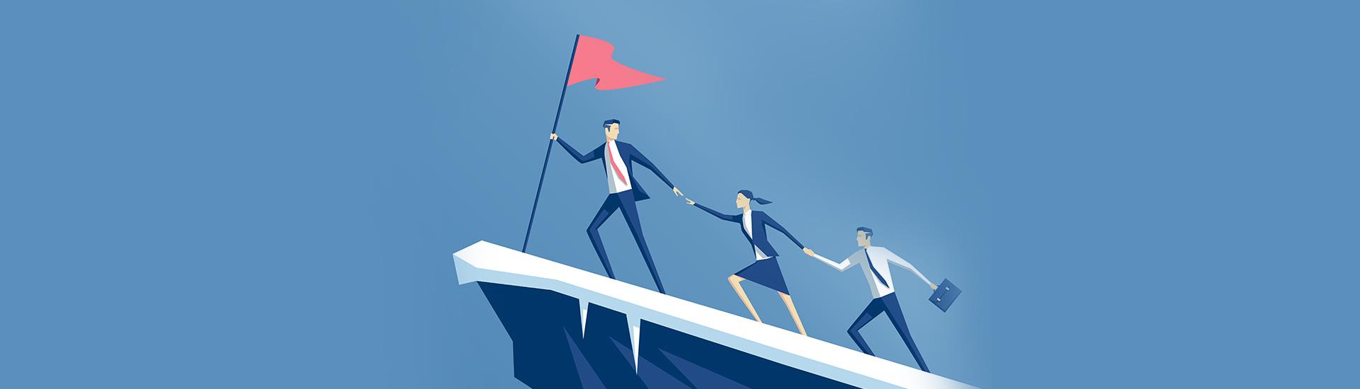 leadership & strategy image
