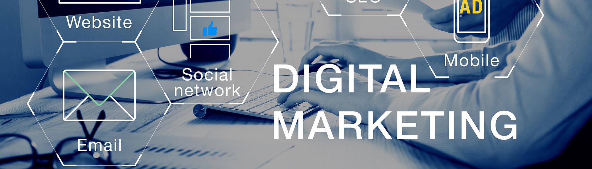 digital marketing social network
