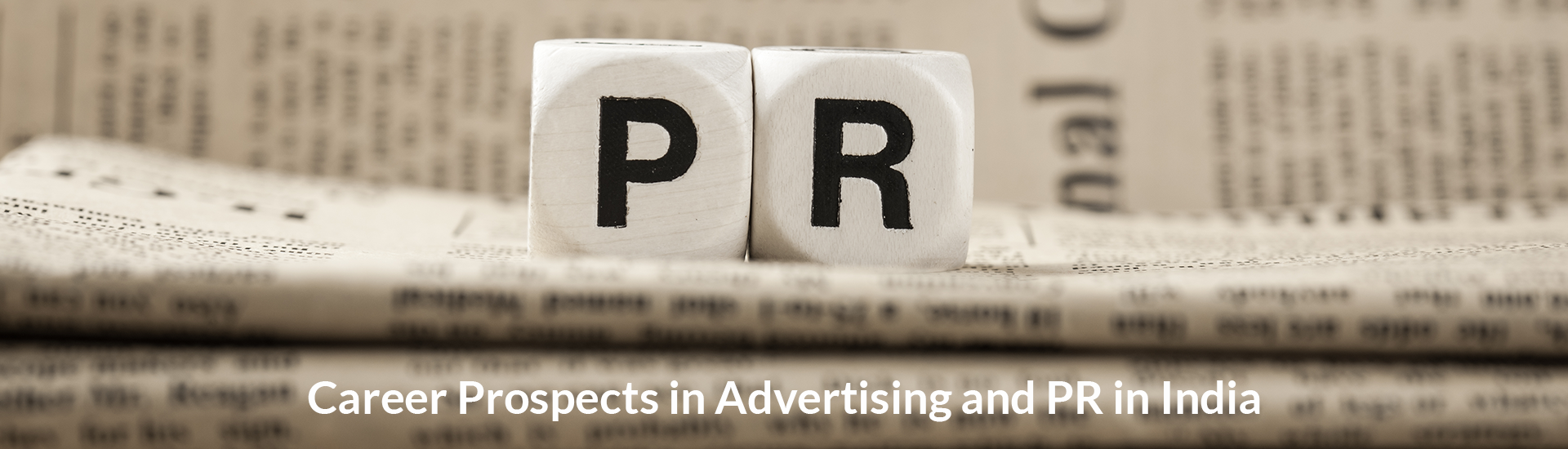 Career Prospects in Advertising and PR