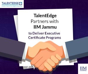 IIM Jammu and TalentEdge Partnership