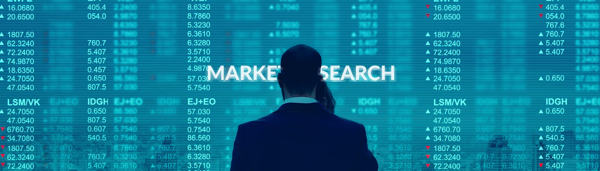 What is a Market Research Analyst