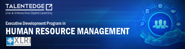 Talentedge Human Resource Management Courses List