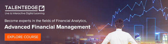 Become experts in the fields of Financial Analytics, Advanced Financial Management